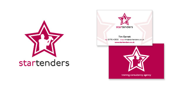 Startenders Corporate Branding
