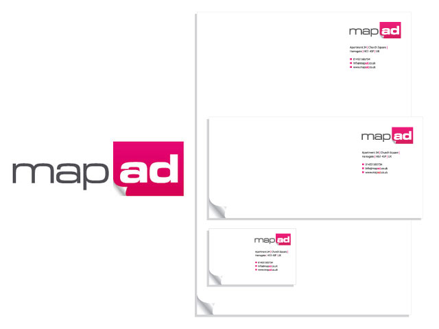 Mapad Stationery