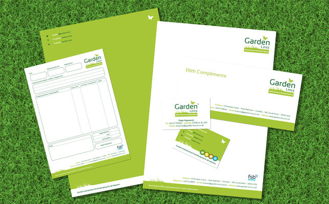 Garden Lincs Stationery