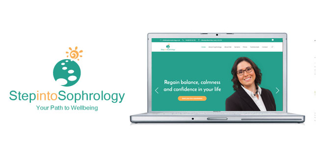 Step into Sophrology Branding & Website