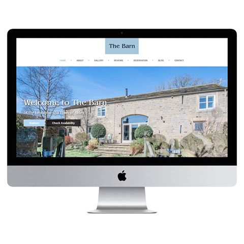 The Barn Website